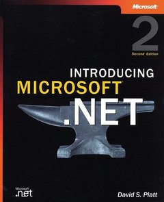 Introducing Microsoft .NET, 2/e (Paperback)-cover