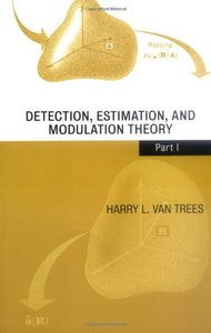 Detection, Estimation, And Modulation Theory Part 1 (Paperback)-cover