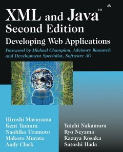 XML and Java: Developing Web Applications, 2/e-cover