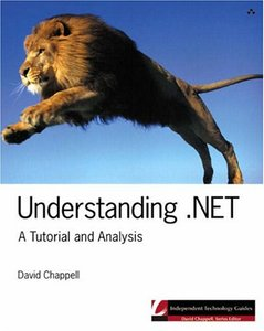 Understanding .NET: A Tutorial and Analysis-cover