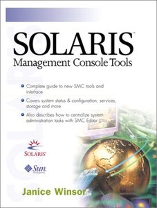 Solaris Management Console Tools-cover