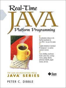 Real-Time Java Platform Programming-cover