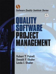 Quality Software Project Management (Paperback)-cover