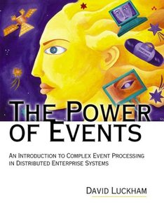 The Power of Events: An Introduction to Complex Event Processing in Distributed (Hardcover)-cover