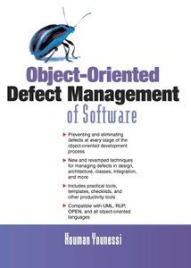 Object-Oriented Defect Management of Software (Hardcover)-cover