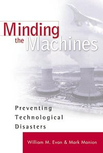 Minding the Machines: Preventing Technological Disasters-cover