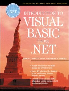 Introduction to Visual Basic Using .NET-cover