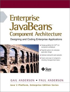 Enterprise JavaBeans Component Architecture: Designing and Coding Enterprise App-cover