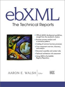 ebXML: The Technical Reports-cover
