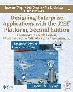 Designing Enterprise Applications with the J2EE Platform, 2/e-cover