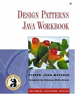 Design Patterns Java Workbook (Paperback)-cover