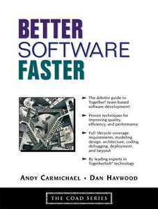Better Software Faster-cover