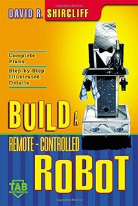 Build A Remote-Controlled Robot-cover