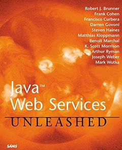 Java Web Services Unleashed-cover