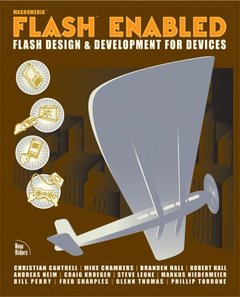 Flash Enabled: Flash Design and Development for Devices (Paperback)-cover