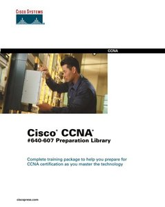 Cisco CCNA #640-607 Preparation Library, 4/e-cover