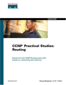 CCNP Practical Studies: Routing-cover