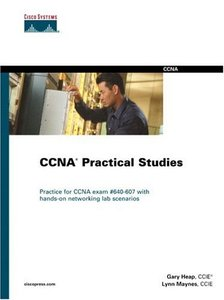 CCNA Practical Studies (Hardcover)-cover
