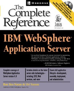 IBM Websphere Application Server: The Complete Reference-cover