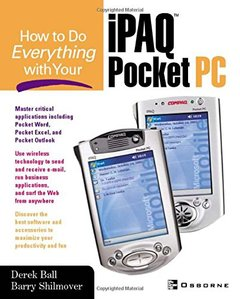 How to Do Everything With Your iPAQ Pocket PC-cover