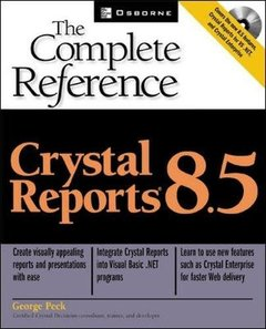 Crystal Reports 8.5: The Complete Reference-cover