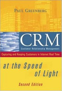 CRM at the Speed of Light, 2/e-cover