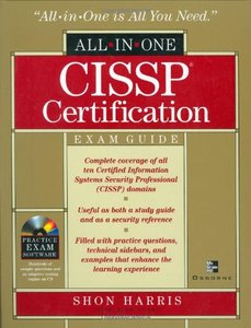 CISSP All-in-One Exam Guide-cover