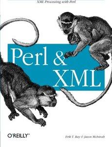 Perl & XML (Paperback)-cover