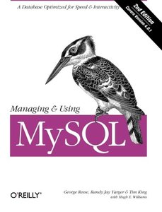 Managing & Using MySQL, 2/e-cover