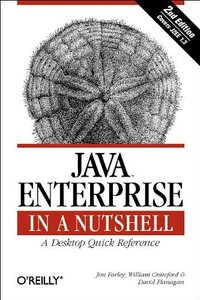 Java Enterprise in a Nutshell, 2/e-cover