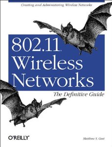 802.11 Wireless Networks: The Definitive Guide-cover