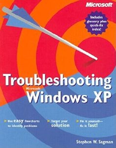 Troubleshooting Microsoft Windows XP-cover