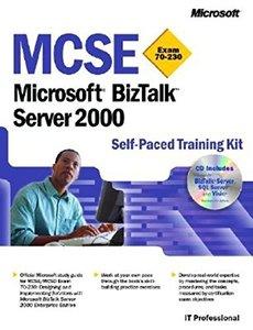 MCSE Training Kit: Microsoft BizTalk Server 2000 (Exam 70-230)-cover