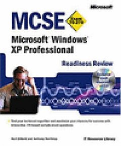 MCSE Microsoft Windows XP Professional Readiness Review: Exam 70-270-cover
