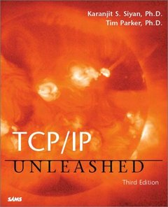 TCP/IP Unleashed, 3/e-cover
