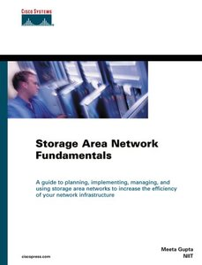 Storage Area Network Fundamentals (Hardcover)-cover