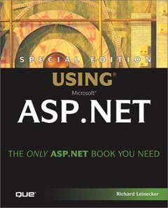 Special Edition Using ASP.NET-cover