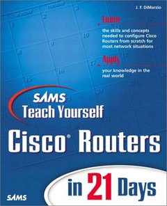 Sams Teach Yourself Cisco Routers in 21 Days, 2/e-cover