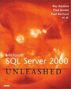 Microsoft SQL Server 2000 Unleashed-cover