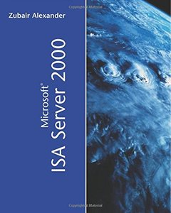 Microsoft ISA Server 2000 (Paperback)-cover
