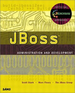 JBoss Administration and Development-cover