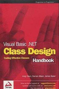 VB.NET Class Design Handbook-cover