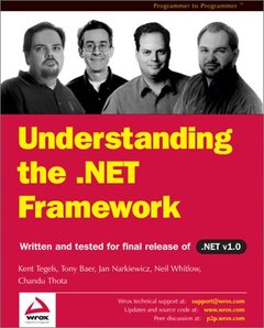 Understanding the .NET Framewor (Paperback)-cover