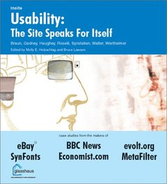 Usability: The Site Speaks for Itself-cover