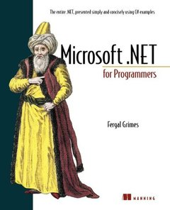 Microsoft .NET for Programmers-cover