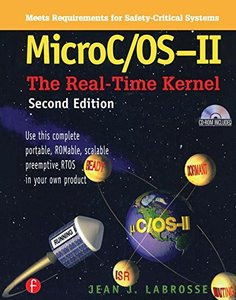 MicroC OS II: The Real Time Kernel, 2/e (Hardcover)-cover