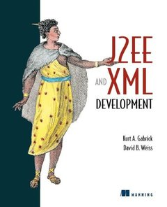 J2EE and XML Development-cover