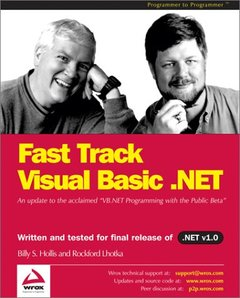 Fast Track Visual Basic .NET-cover