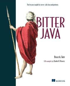Bitter Java (Paperback)-cover