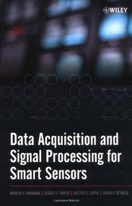 Data Acquisition and Signal Processing for Smart Sensors-cover